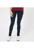 Superdry Women's Sophia Skinny Jeans - Blue Black - Xs - Blue