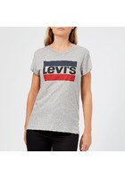 Levi's Women's The Perfect T-shirt - Smokestack - S