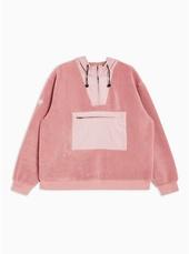 Pink Borg Hoodie