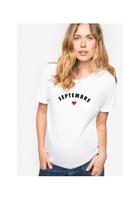 Camiseta De Algodón Orgánico - Septembre