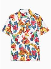 Levi's Parrot Print Shirt