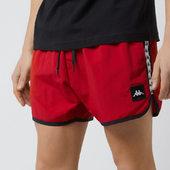 Kappa Men's Authentic Agius Swim Shorts - Red - S - Red