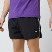 Kappa Men's Authentic Agius Swim Shorts - Black - S - Black