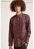 Cotton-blend Slim-fit Shirt