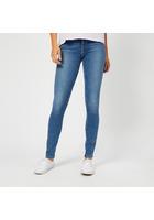 Levi's Women's 721 High Rise Skinny Jeans - Dust In The Wind - W27/l30