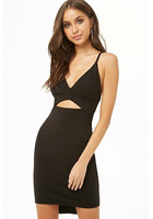 Cutout Cami Mini Dress