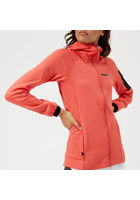 Adidas Terrex Women's Stockhorn Hooded Jacket - Trace Scarlett - Uk 8 - Red