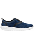 Crocs Sneaker Men Blue Jean/white Literide™ Lace-up