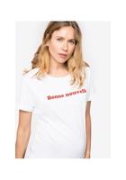 Camiseta De Algodón Orgánico - Bonne Nouvelle