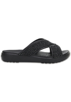 Crocs Sandal Women Black / Black Crocs Sloane Embellished Cross-strap S
