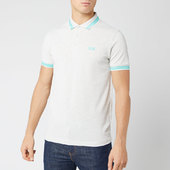 Boss Men's Paddy Polo Shirt - Light/pastel Grey - S
