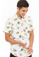 Nickelodeon Characters Shirt
