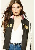 Vibing Bomber Jacket