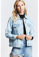 Contemporary Panel Denim Jacket