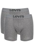 Levi's Men's 200sf 2-pack Boxers - Grey - M - Grey