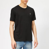 Polo Ralph Lauren Men's Liquid Cotton Jersey T-shirt - Polo Black - S