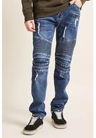Cain & Abel Moto Jeans