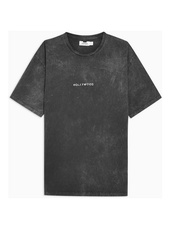 Washed Black Hollywood T-shirt