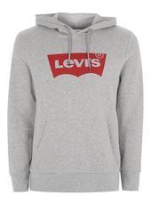 Levi's Grey Logo Hoodie