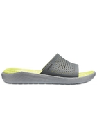 Crocs Slide Unisex Slate Grey/light Grey Literide™