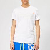 Superdry Men's Vintage Logo Monochrome T-shirt - Optic - S - White
