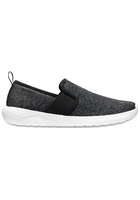 Crocs Sneaker Men Black / White Literide™ Slip-on
