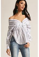 Stripe Corset Shirt