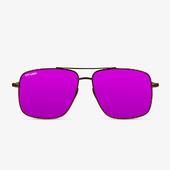 Valkyrie Brown Matte / Purple