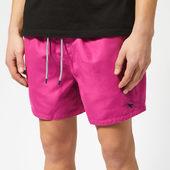 Ted Baker Men's Seasidy Swim Shorts - Pink - 3/m - Pink