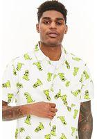 Reptar Print Shirt