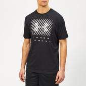 Under Armour Men's Branded Big Logo T-shirt - Black - S - Black