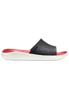 Crocs Slide Unisex Black / White Literide™