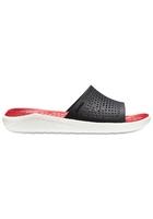 Crocs Slide Unisex Black / White Literide™