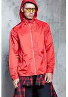 Lightweight Hooded Windbreaker