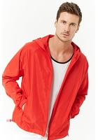 Hoodie Windbreaker Jacket