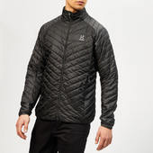 Haglofs Men's L.i.m Barrier Jacket - True Black - S - Black
