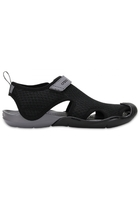 Crocs Sandal Women Black Swiftwater Mesh S