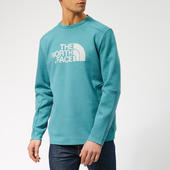 The North Face Men's Vista Tek Graphic Sweatshirt - Storm Blue - S
