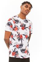 Drill Clothing Floral Print Tee