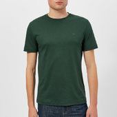 Michael Kors Men's Sleek Crew Neck T-shirt - Spruce Green - S - Green