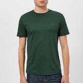 Michael Kors Men's Sleek Crew Neck T-shirt - Spruce Green - S - Green