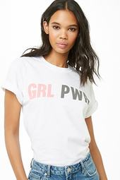 The Style Club Grl Pwr Graphic Tee